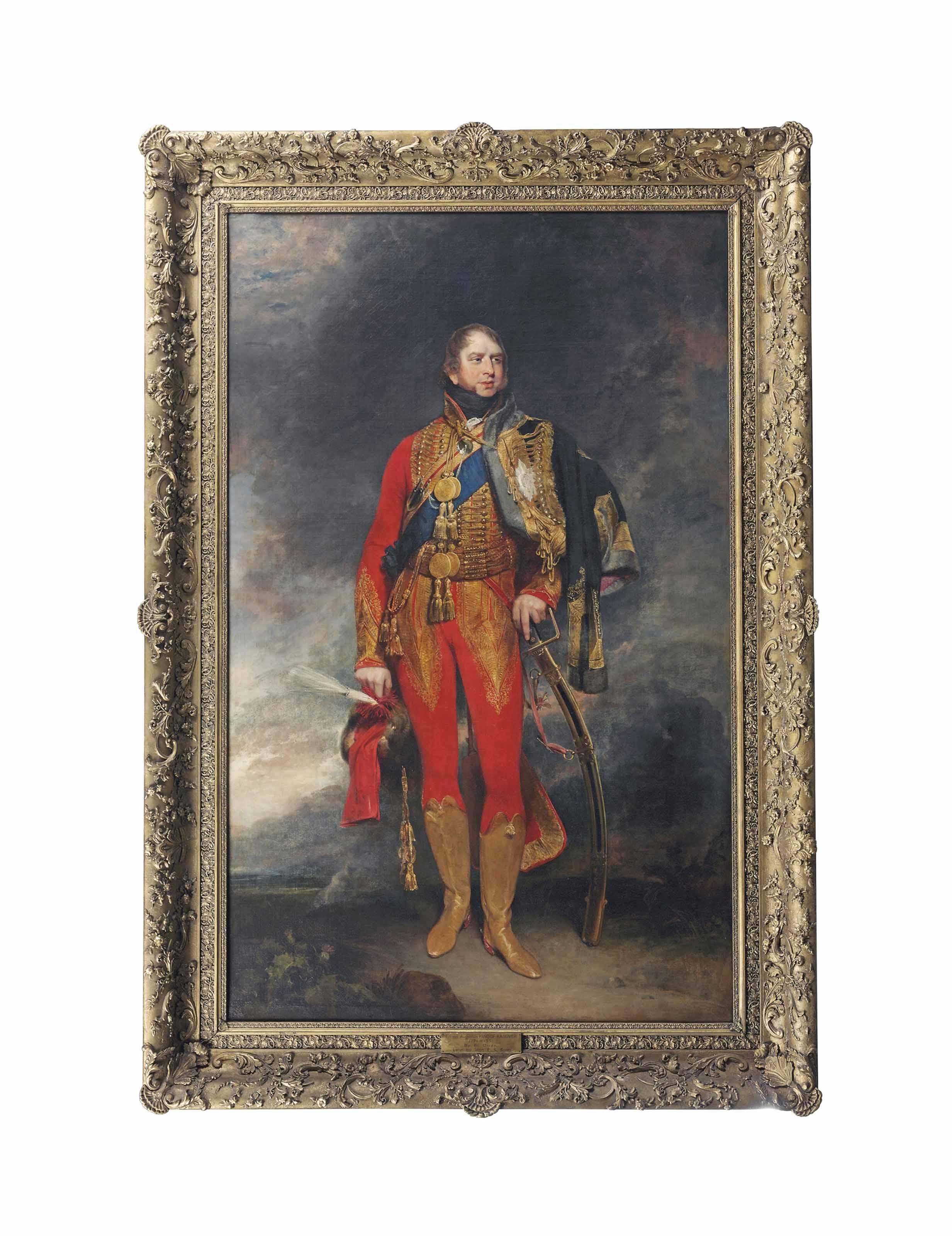 William Owen (Ludlow 1769-1825