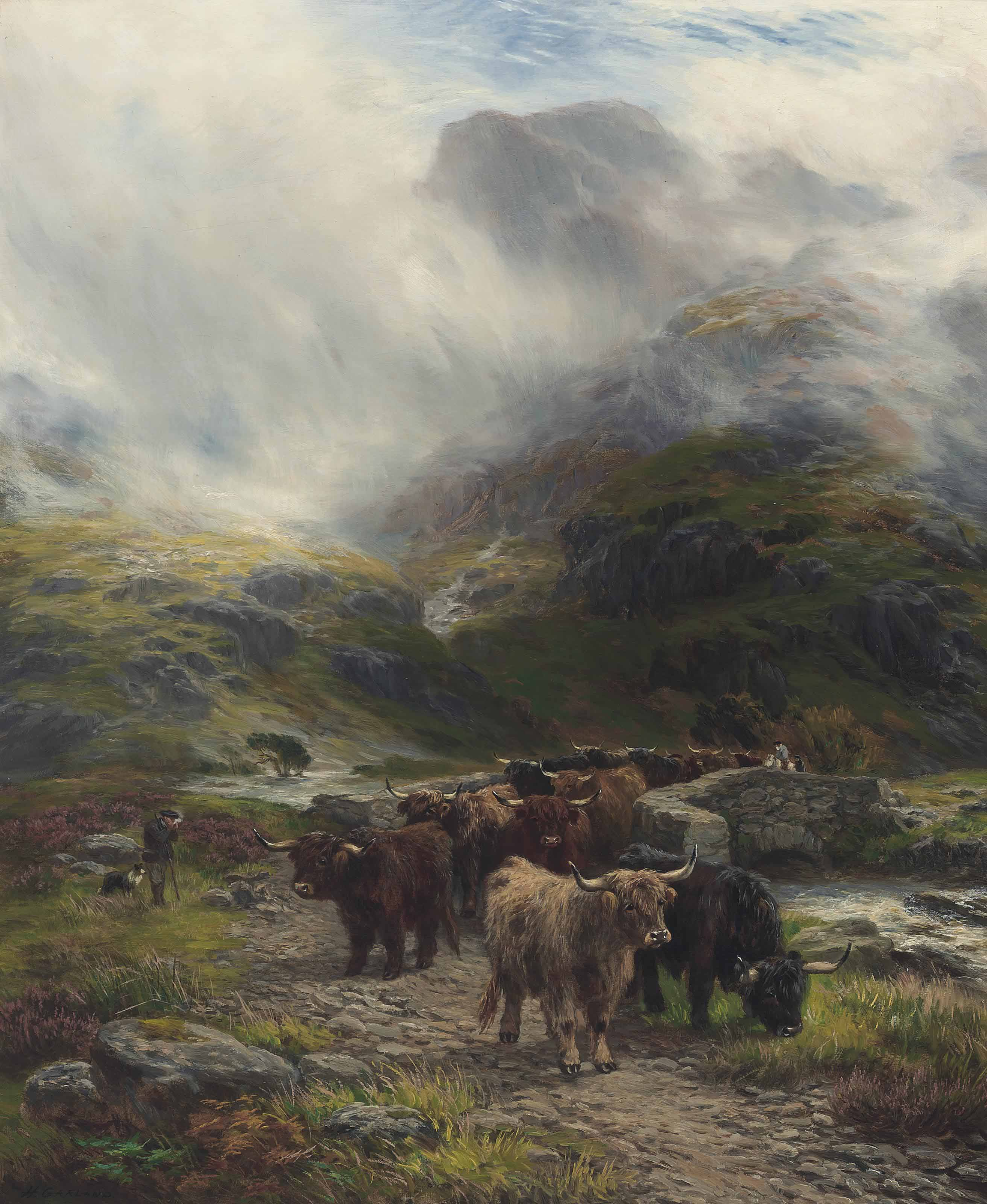 Highlanders going South
