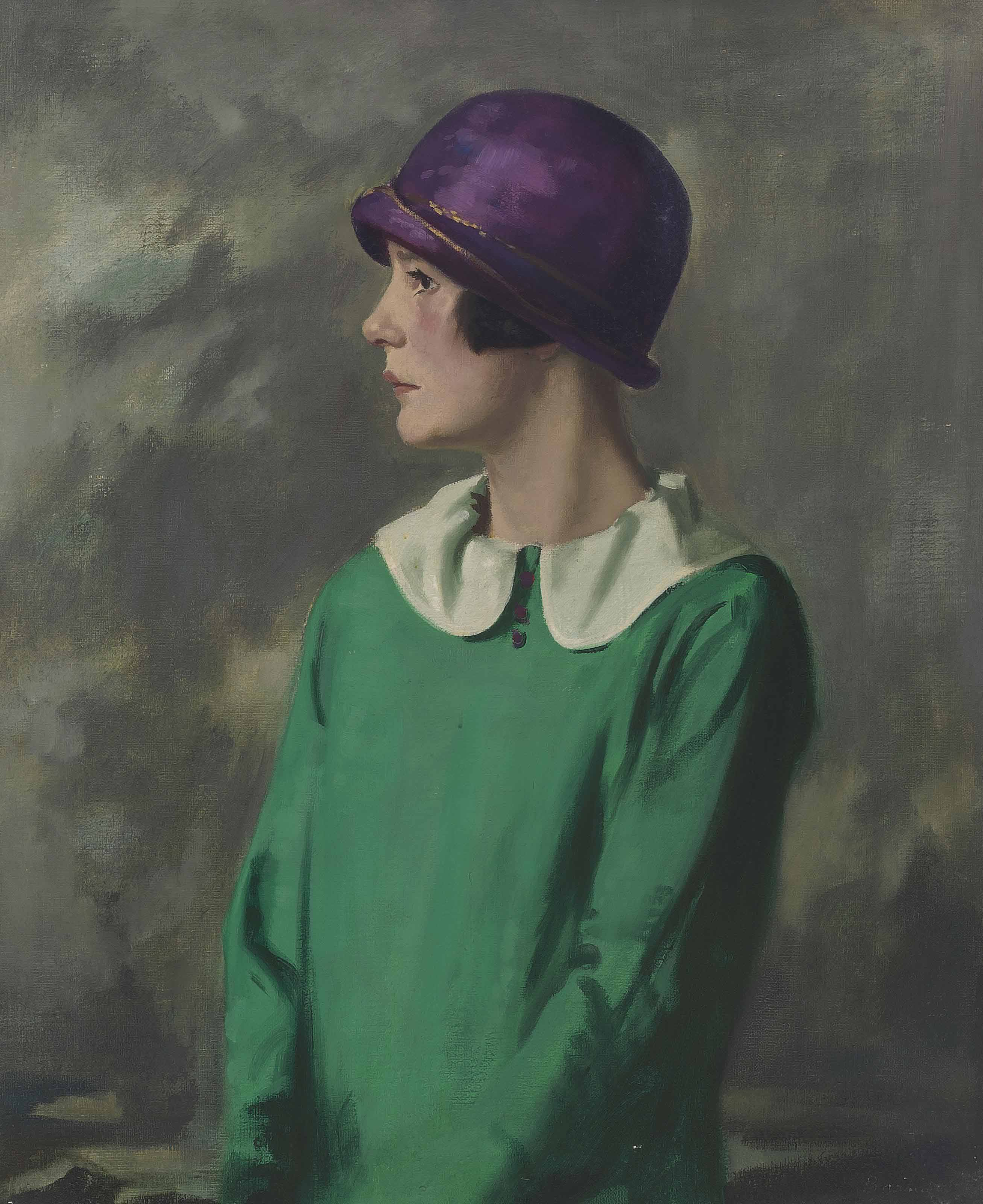 Archibald George Barnes, R.I., R.O.I., R.P. (1887-1972 ...