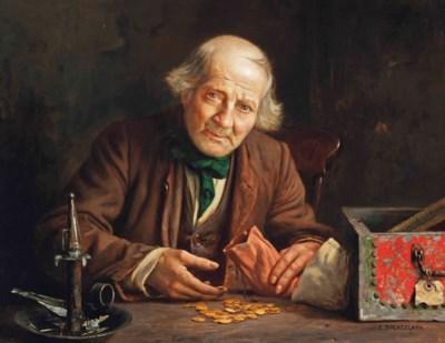 Charles Spencelayh, H.R.B.S.A.