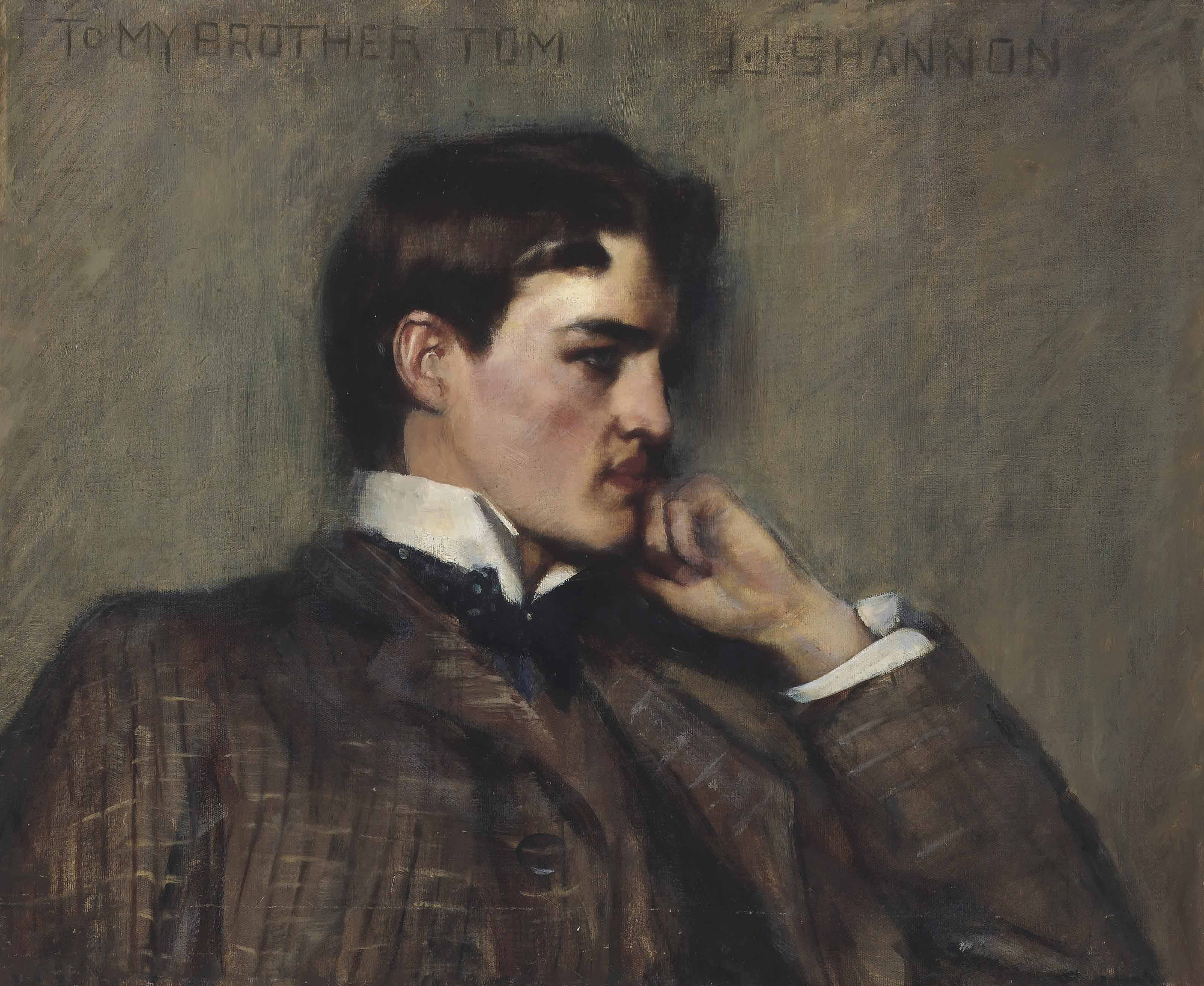 Sir James Jebusa Shannon, R.A.