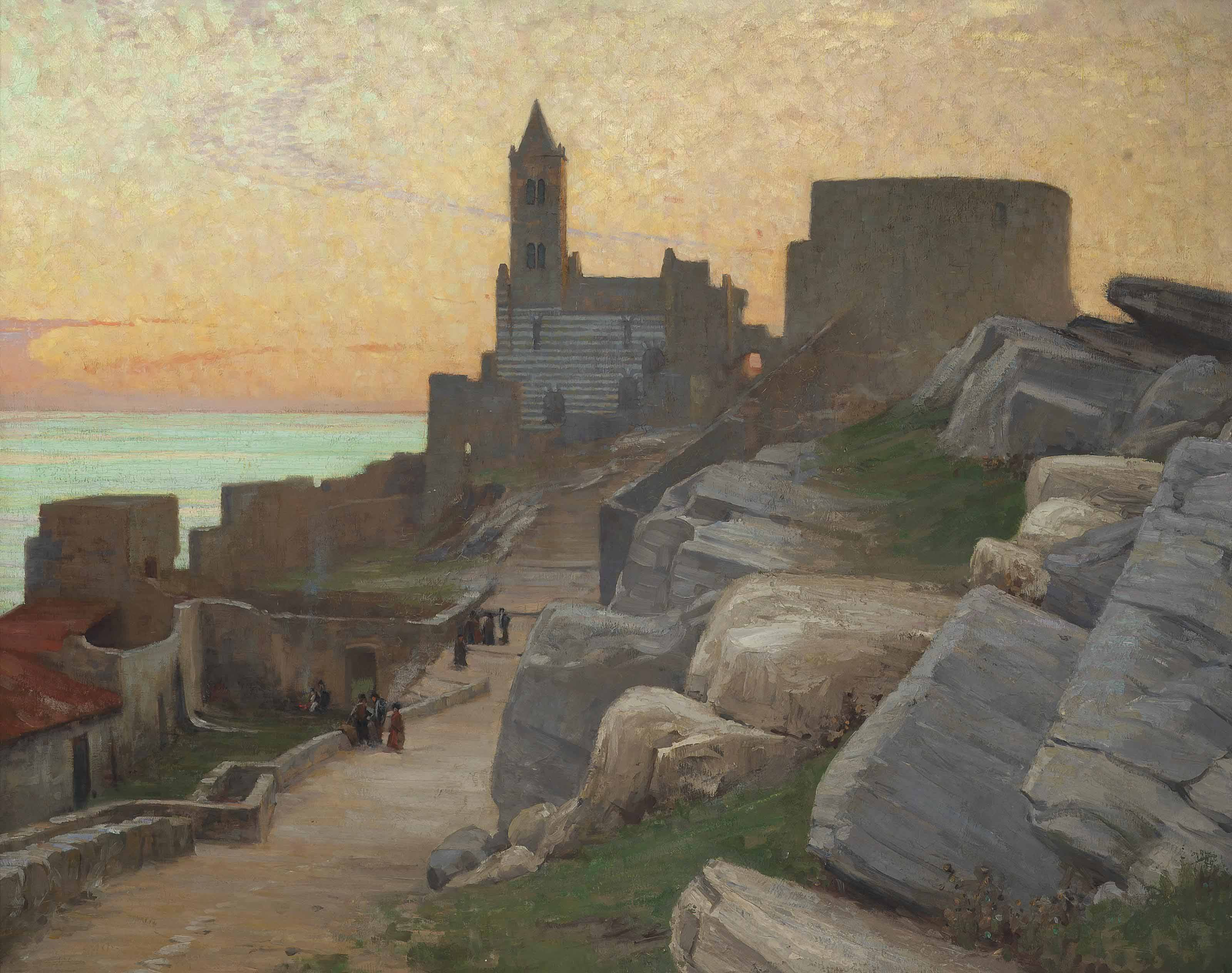 Alexander Mann, R.O.I. (1853-1