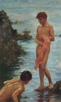 Variant on A Bathing Group