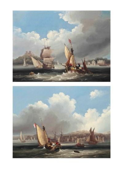Frederick Calvert (fl. 1815-18