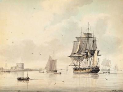 Dominic Serres (1722-1793)