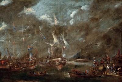 Andries van Eertvelt (1590-165