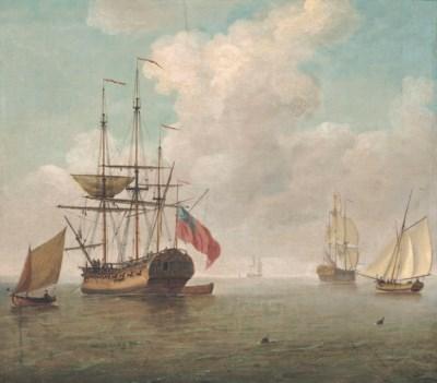 Charles Brooking (1723-1759)