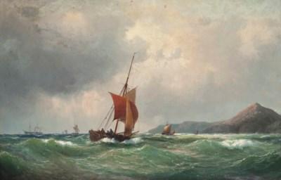 Vilhelm Melbye (1824-1882)