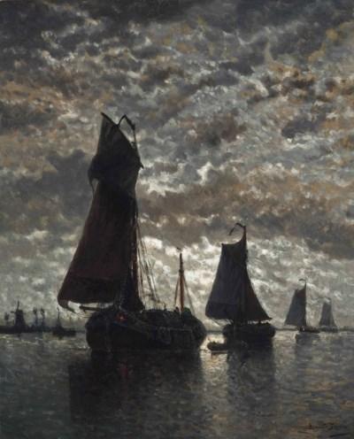 Auguste Henri Musin (1852-1920