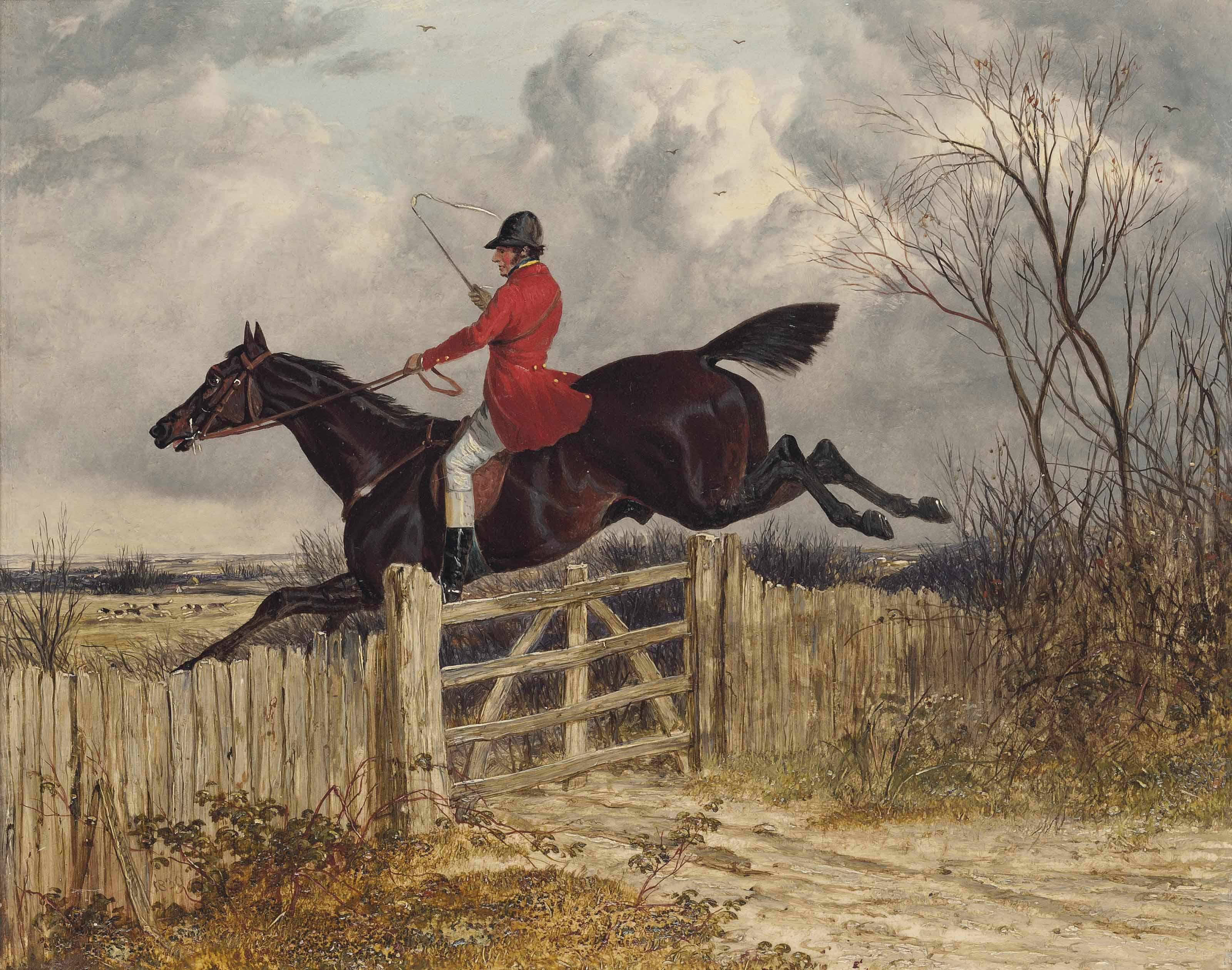 John Frederick Herring, Snr (1