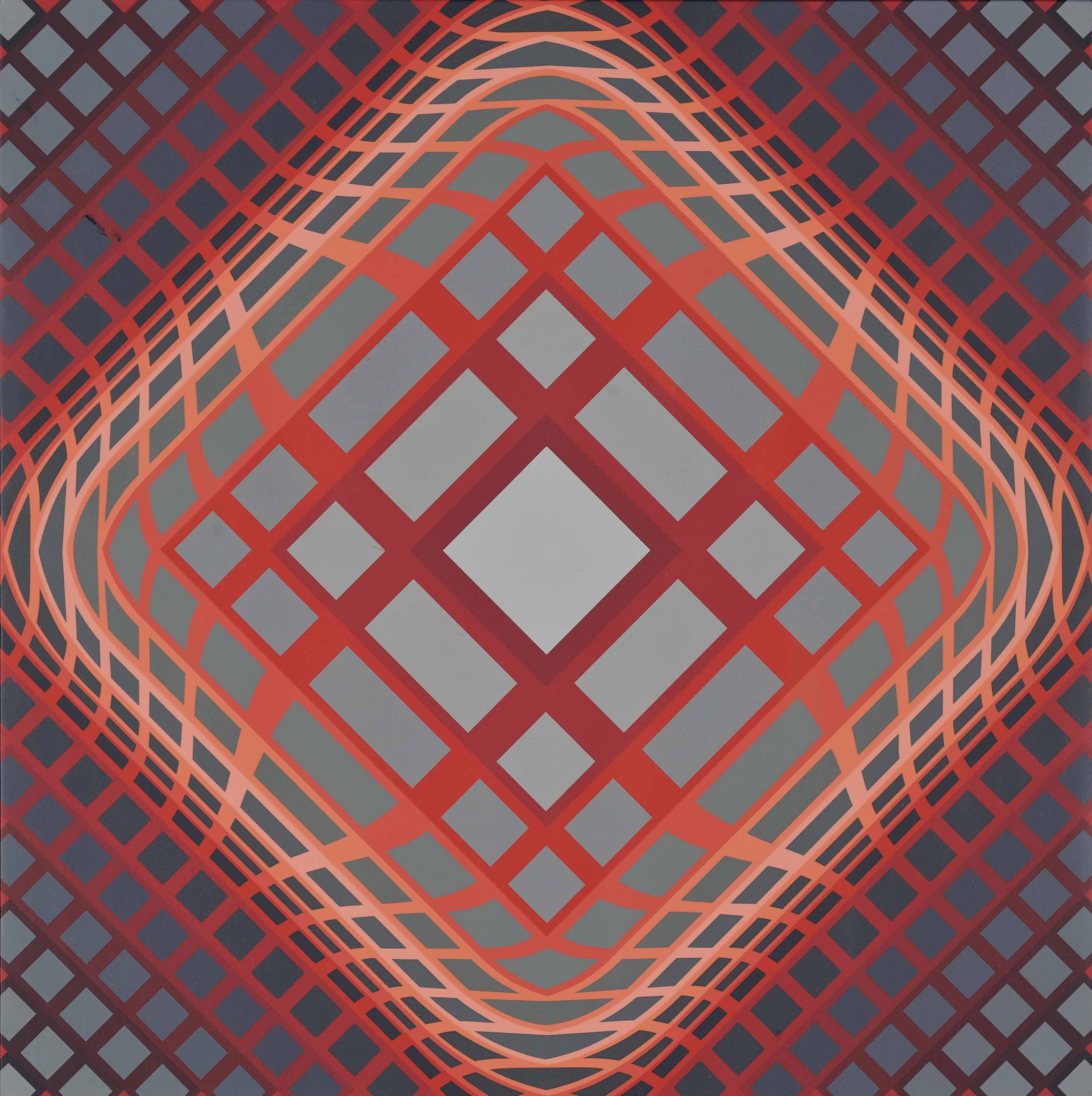 After Victor Vasarely (1906-19