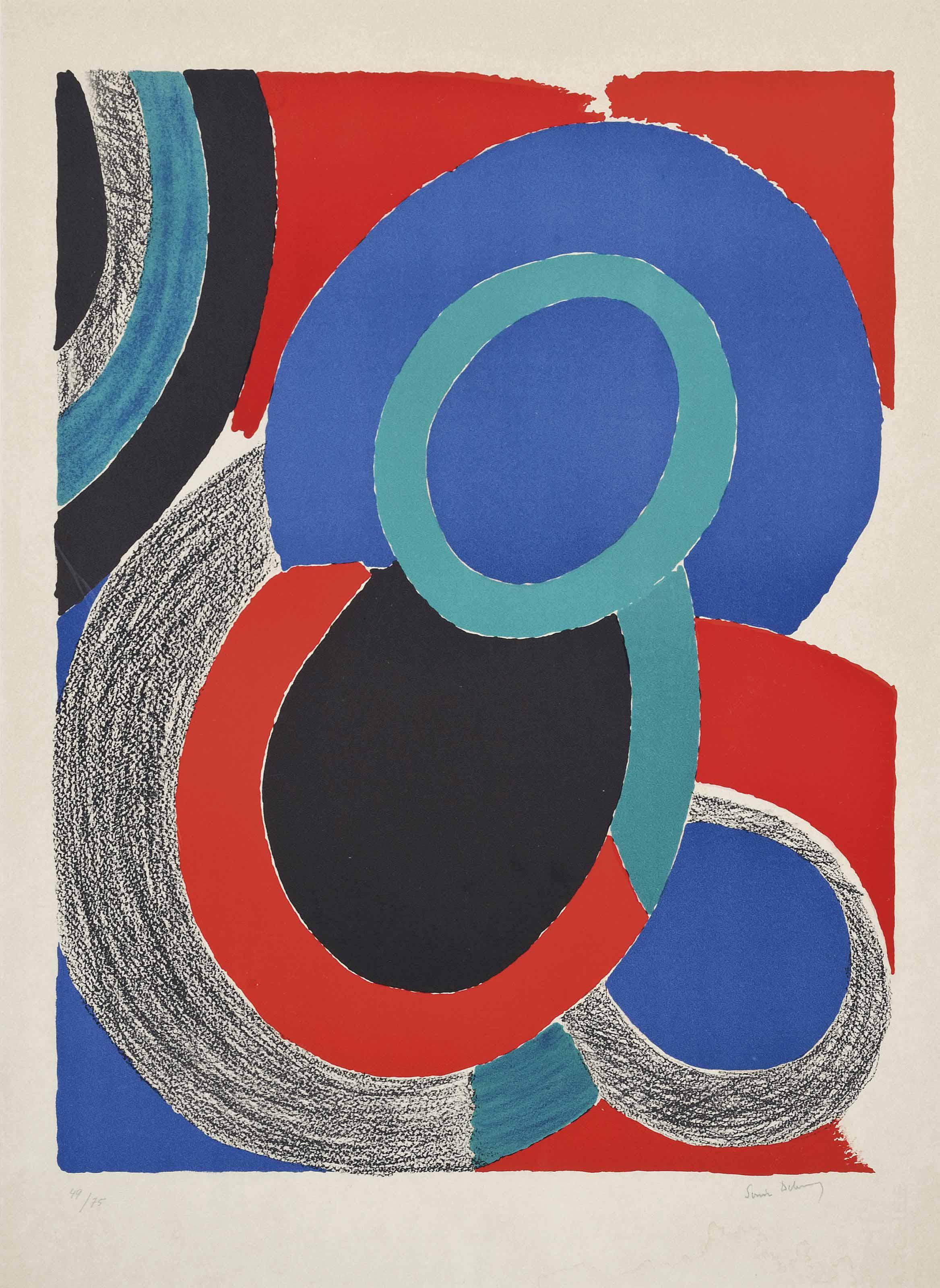Sonia Delaunay (1884-1979)