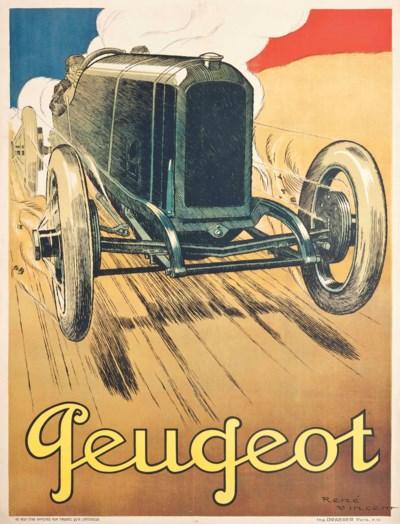 René Vincent (1879-1936)