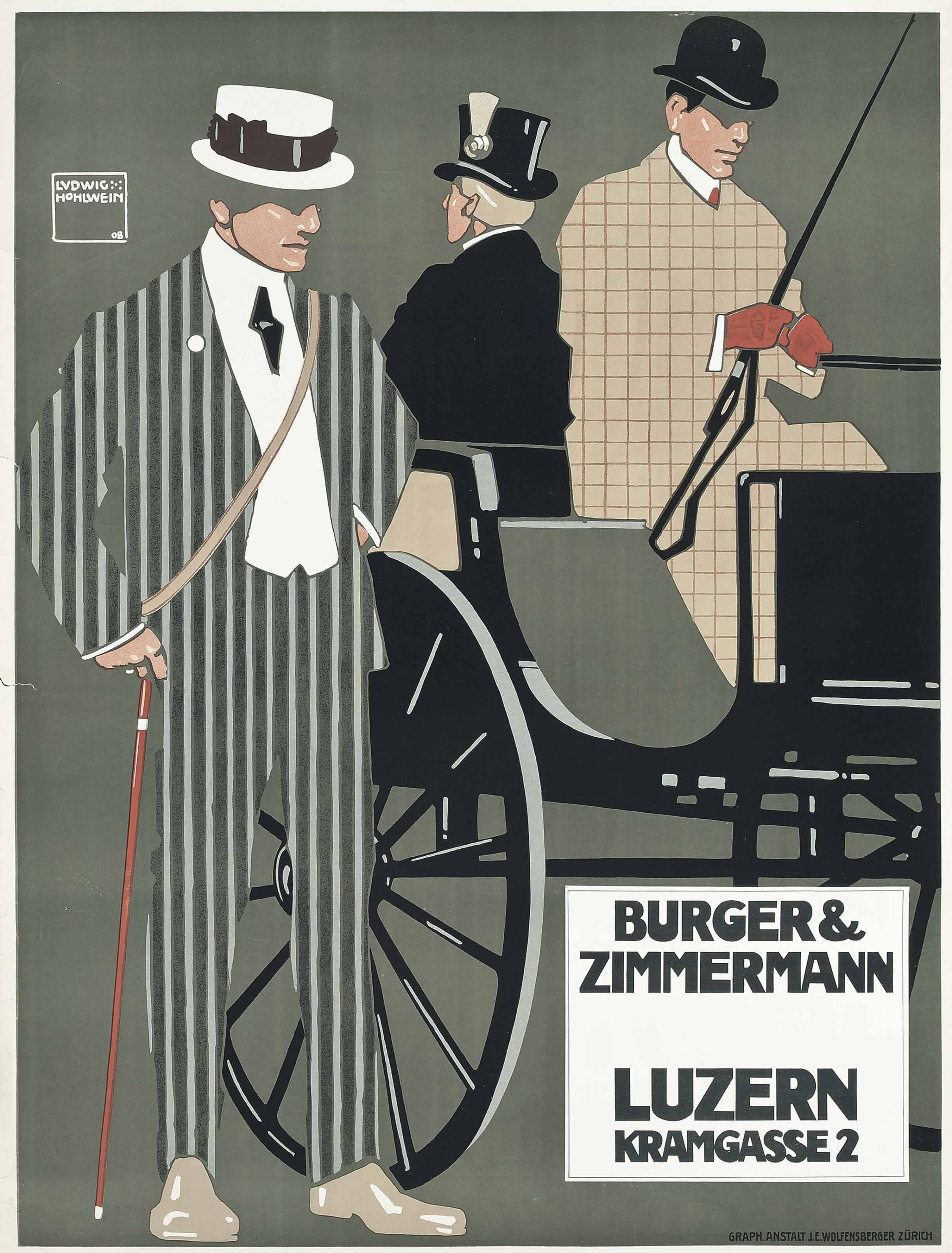 BURGER & ZIMMERMANN