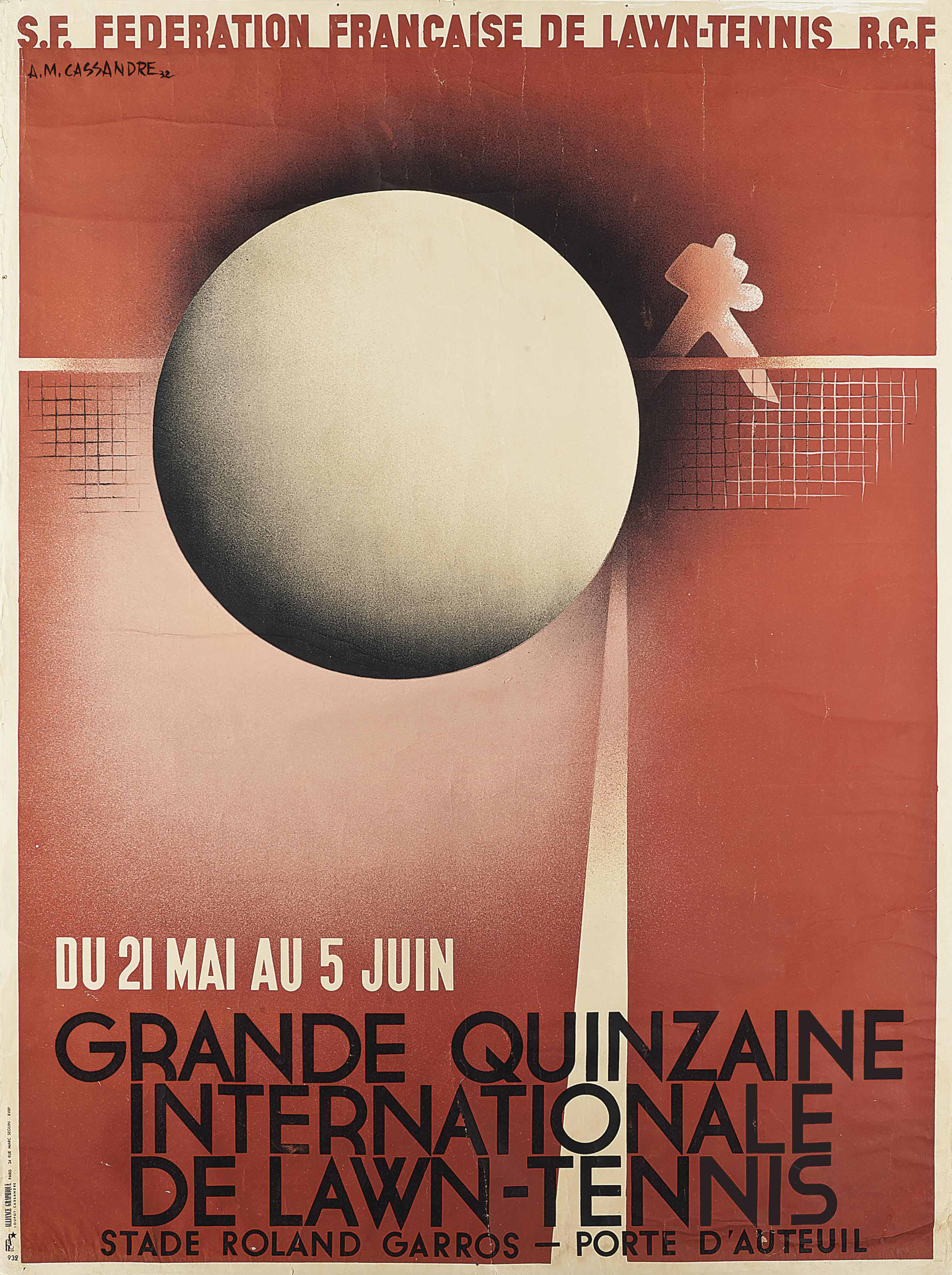 GRANDE QUINZAINE INTERNATIONALE DE LAWN-TENNIS