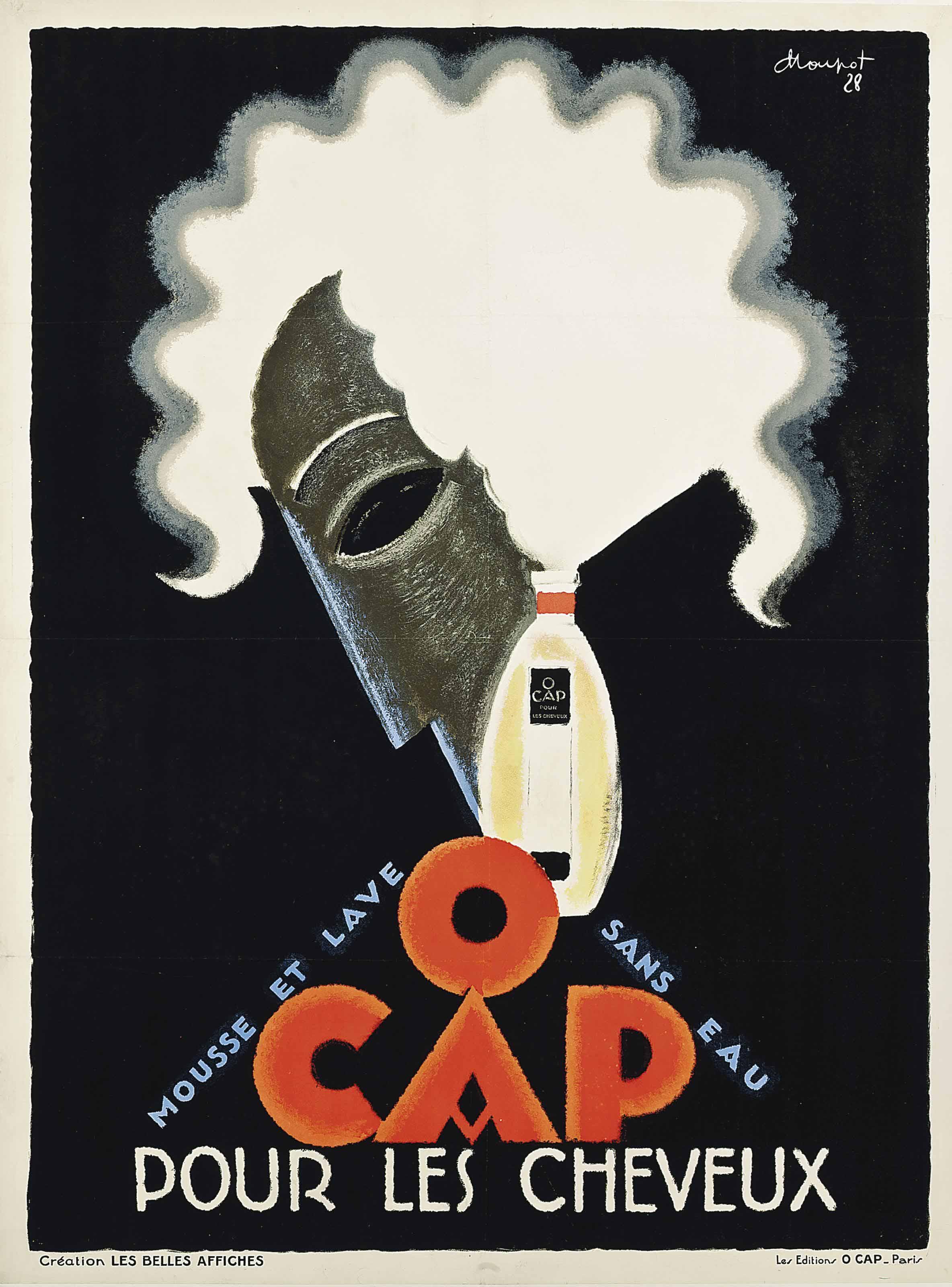 O CAP POUR LES CHEVEUX