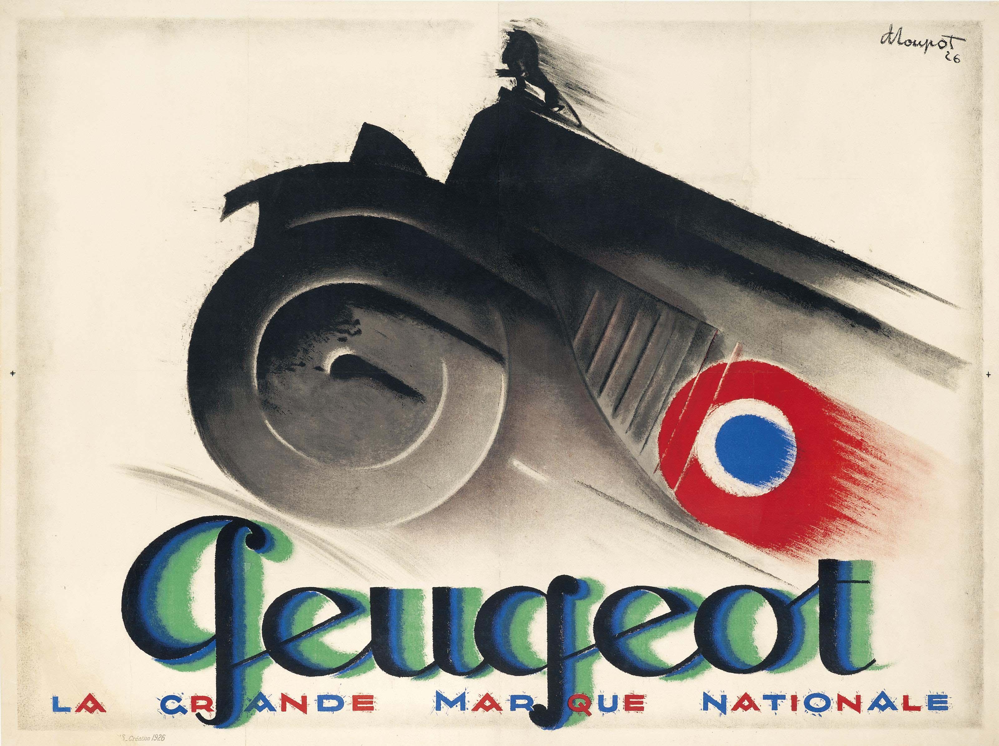 Charles Loupot (1892-1962)