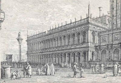 Antonio Canal called Canaletto