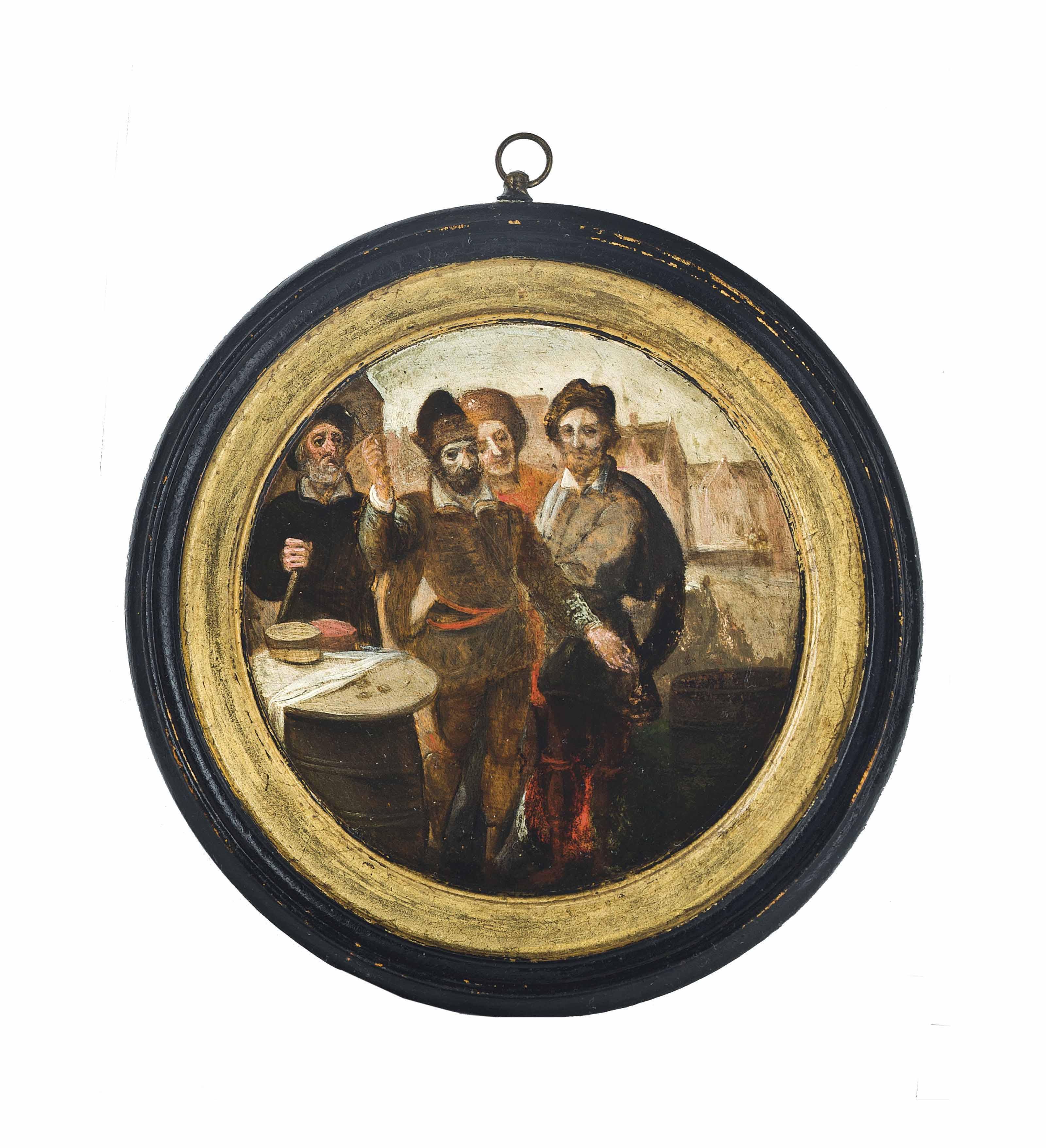 Circle of Gillis Mostaert I (H