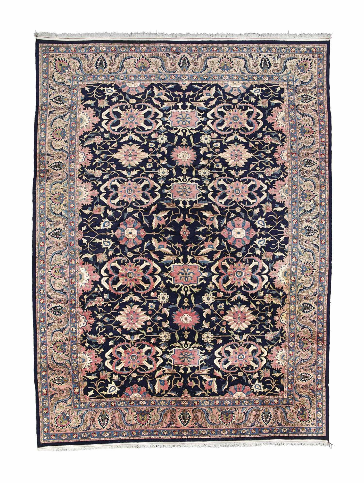 A large West Persian carpet