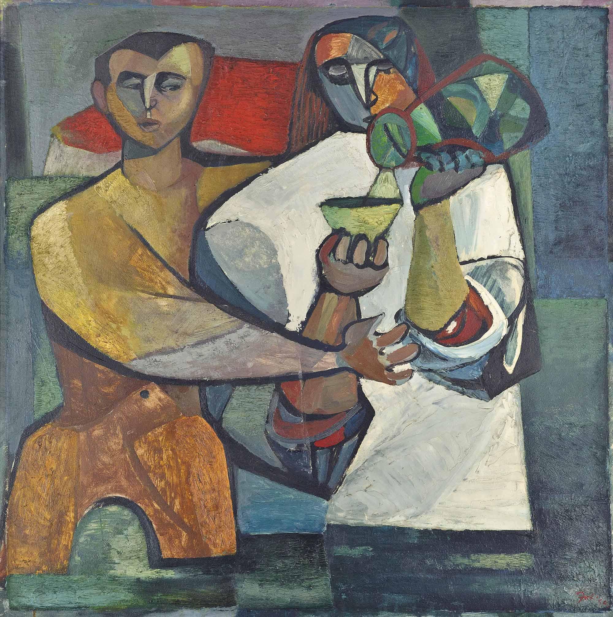 Ivor Fox (fl., 1950)