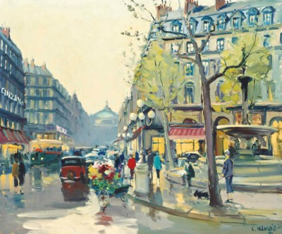 Constantine Kluge (French, 191