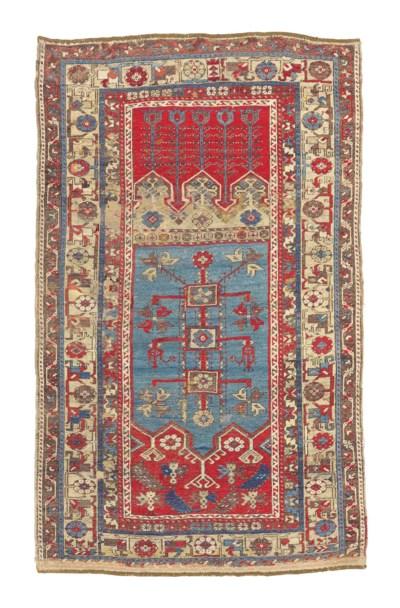 A Ladik prayer rug, 2nd. half