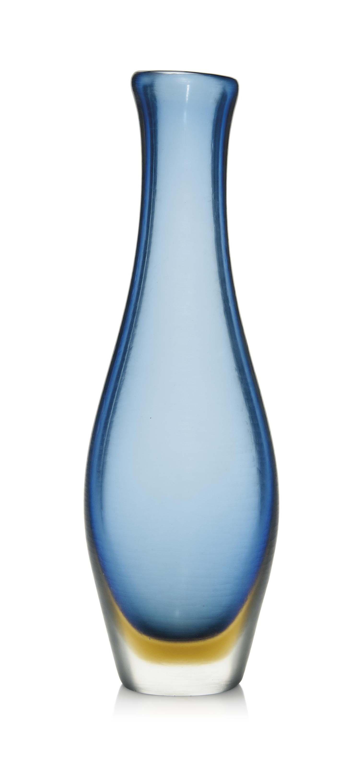 A PAOLO VENINI 'INCISO' GLASS