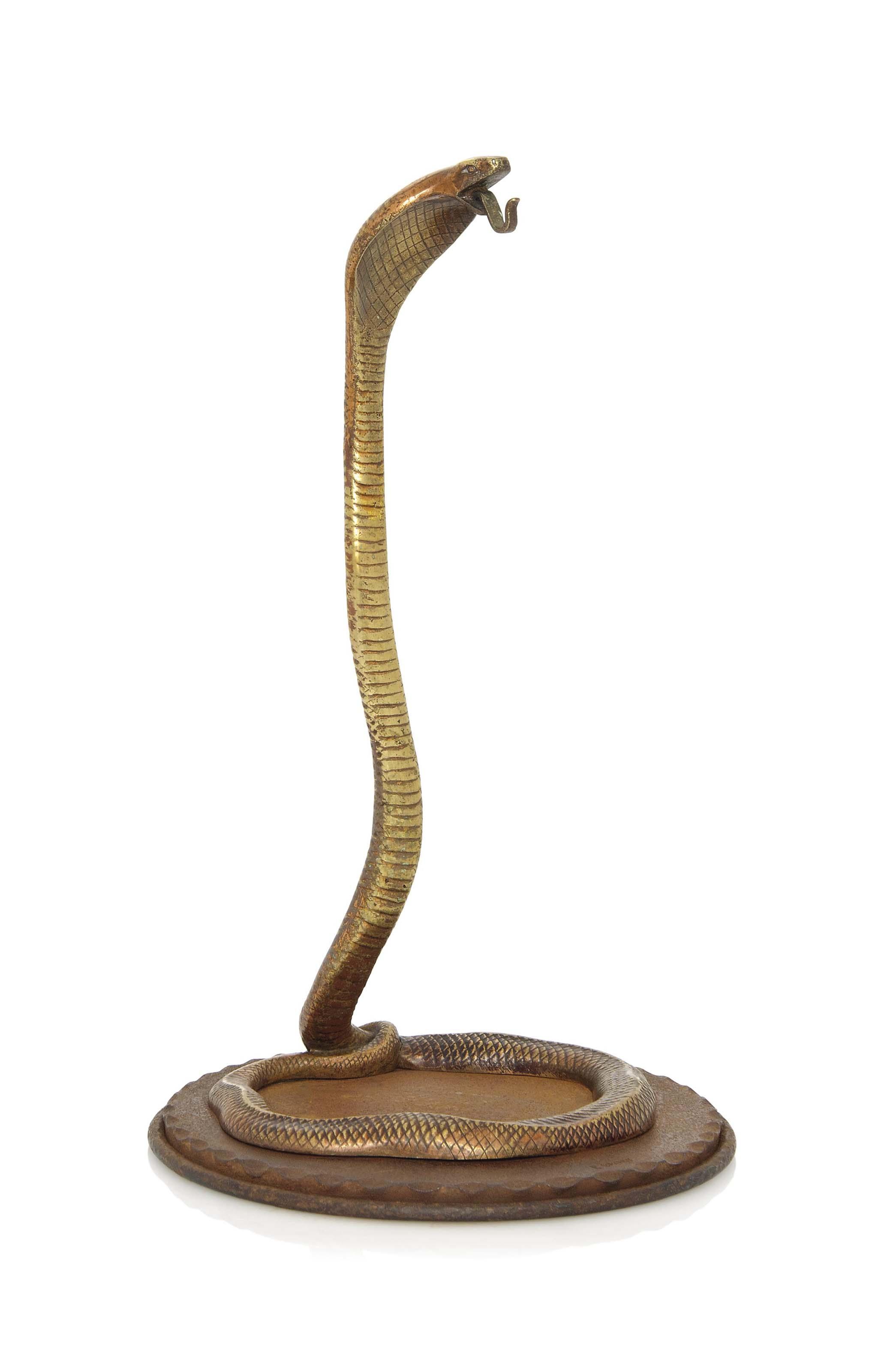 AN EDGAR BRANDT (1880-1960) CO