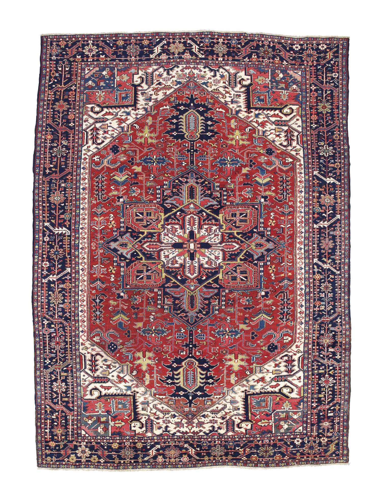 A fine Karaja carpet
