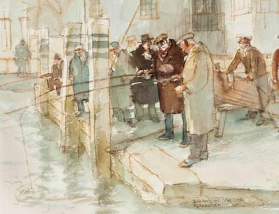 Roland Batchelor, R.W.S (1889-