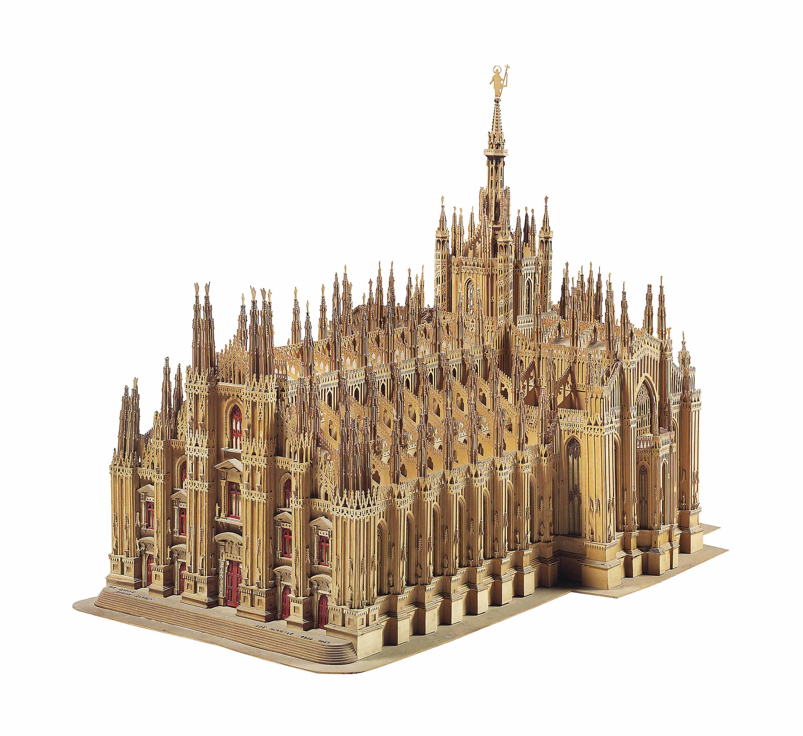 A BELGIAN ARCHITECTURAL MODEL