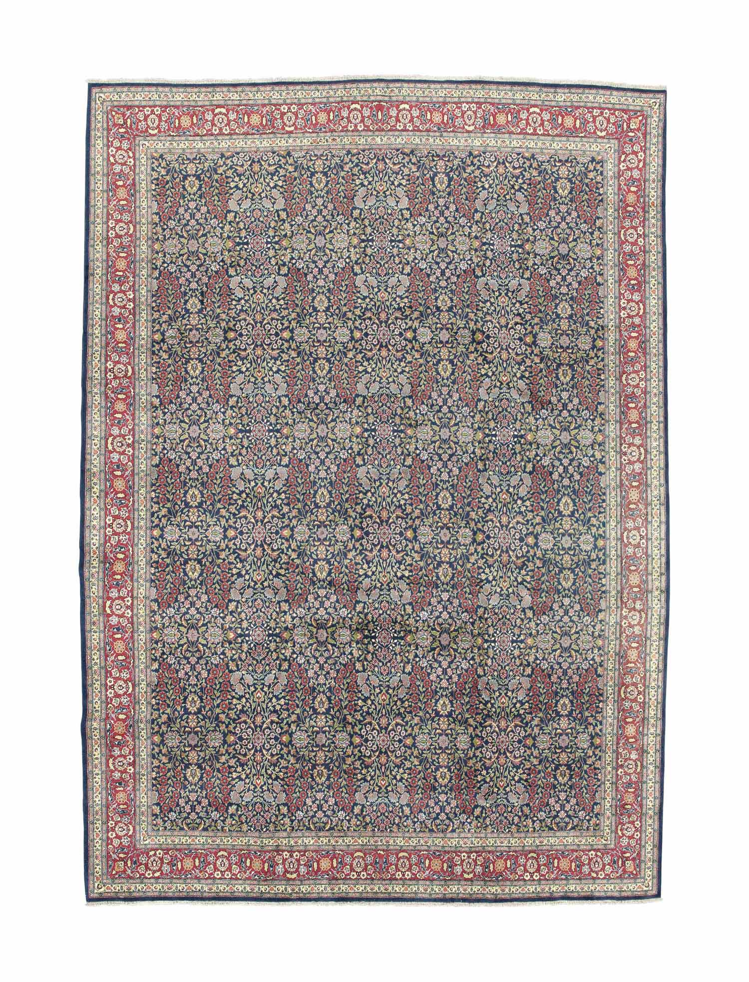A very fine Hereke carpet