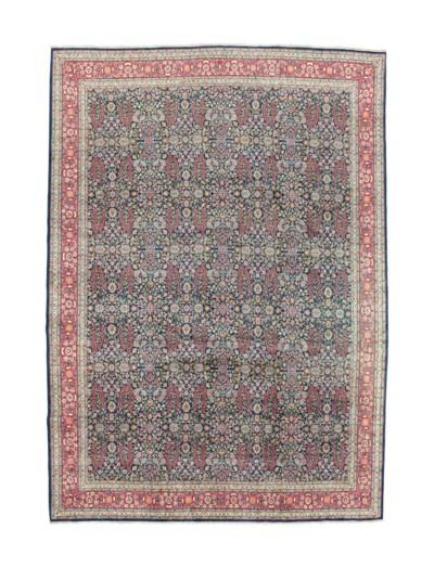 A very fine Hereke carpet