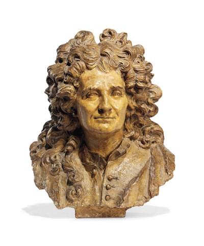 A FRENCH OR ITALIAN TERRACOTTA