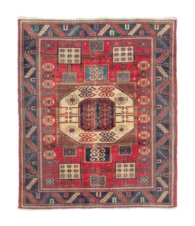 A Kazak Karachopf rug