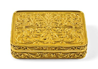 A CONTINENTAL 18 CARAT GOLD SN
