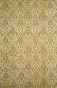 'BROCATEL' A GOOD LENGTH OF WILLIAM MORRIS (1834-1896) WOVEN SILK TEXTILE
