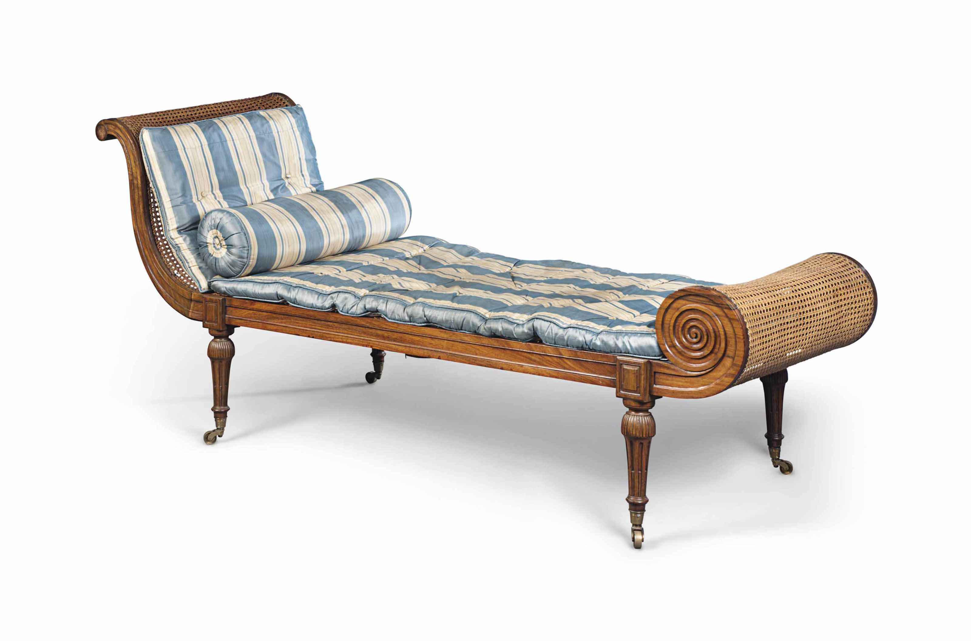 Fantastic An Anglo Indian Victorian Rosewood Chaise Longue Third Ncnpc Chair Design For Home Ncnpcorg