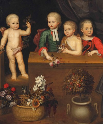 German School, 18th Century