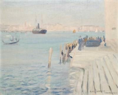 Percy Hague Jowett (Halifax 18