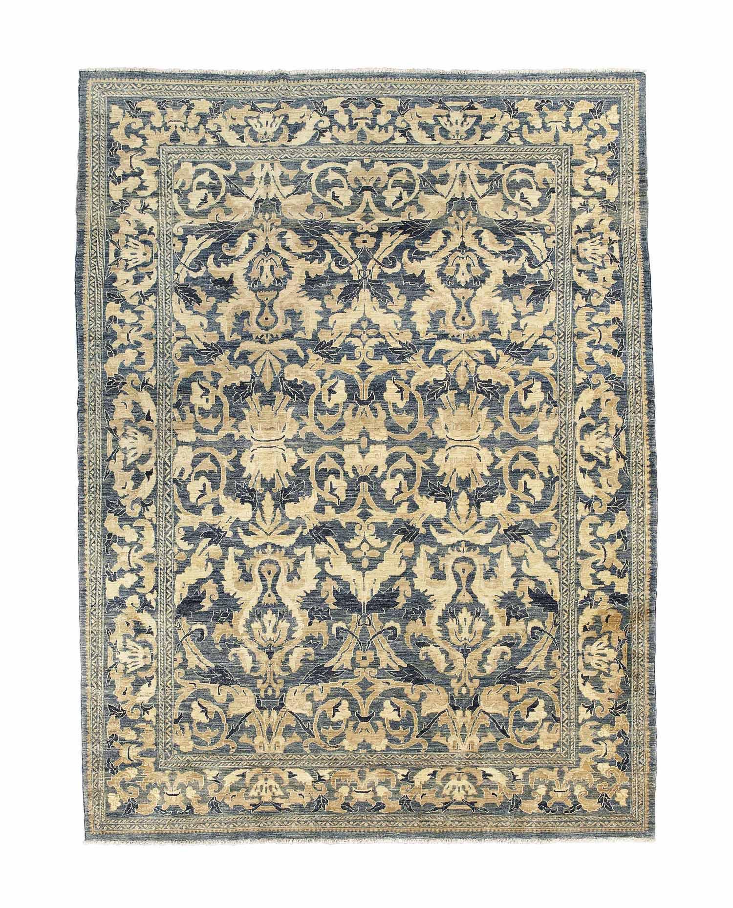 A fine carpet of stylised Zieg