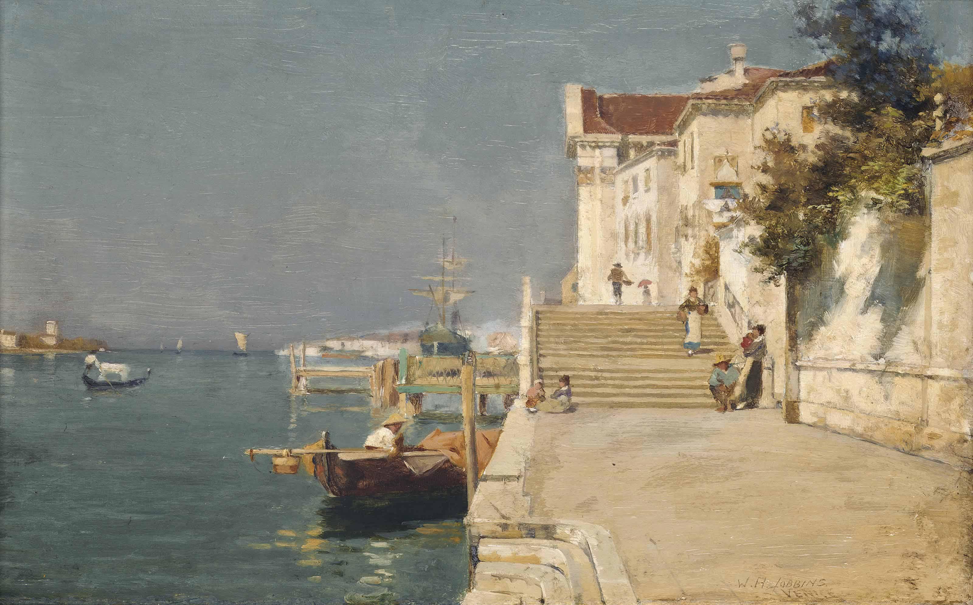 On the Zattere, Venice