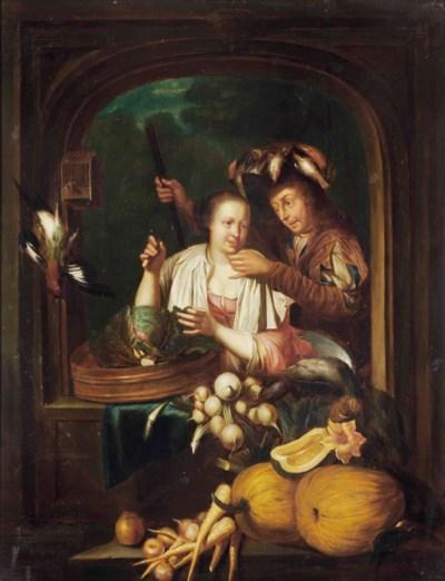 Dutch School, c.1675-1725