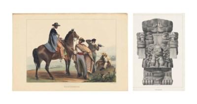 NEBEL, Carl (1805-1855). Voyag