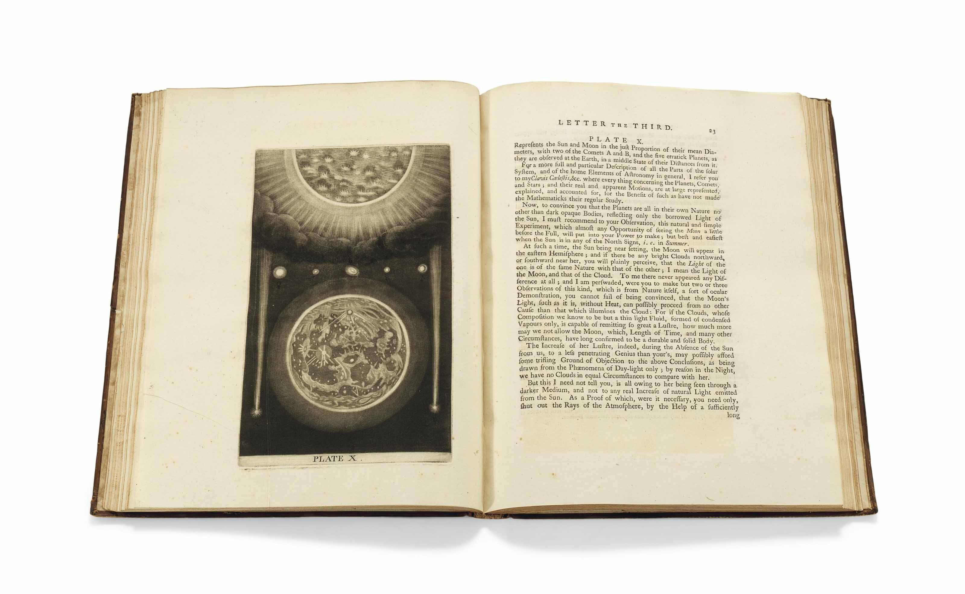 WRIGHT, Thomas (1711-1786). An