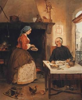 Attributed to Domenico Induno (Italian, 1815-1878)