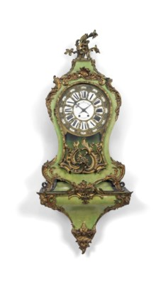 A FRENCH GILT-BRONZE MOUNTED S