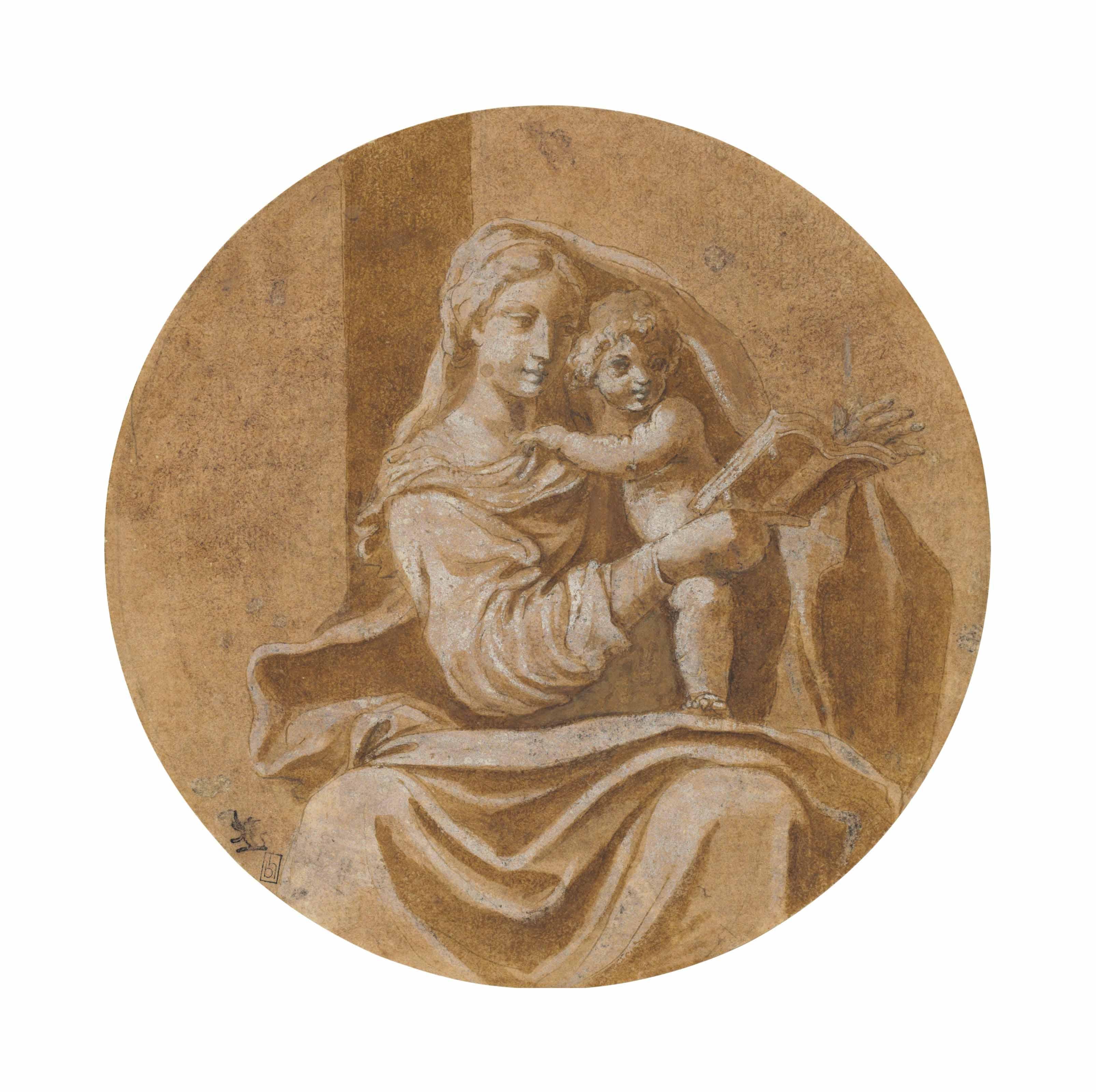 Circle of Annibale Carracci (Bologna 1560-1609)