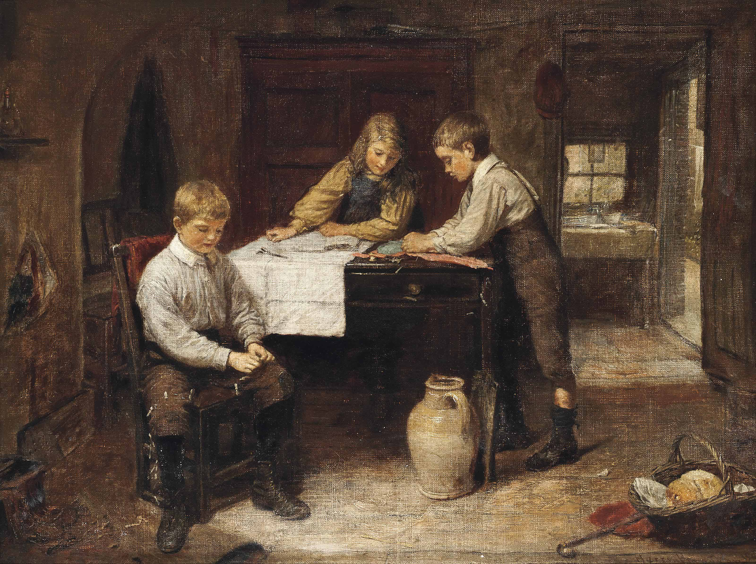 The young tailors